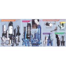 Pumps & Valves